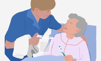 Altenpflegehelfer Umschulung