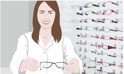 Augenoptiker Umschulung