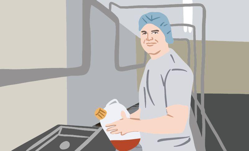 Milchtechnologe Umschulung