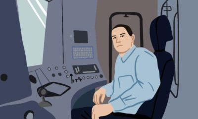 U-Bahn-Fahrer Umschulung